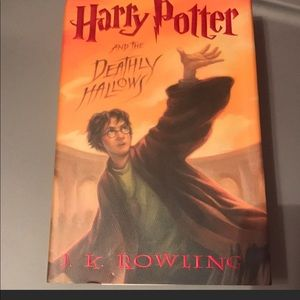 Other - Harry Potter Book-year 7